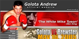 Website Design: www.golotaandrew.com